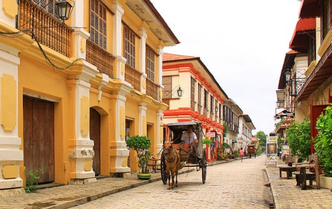 الفلبين:  Ilocos Sur:      Vigan