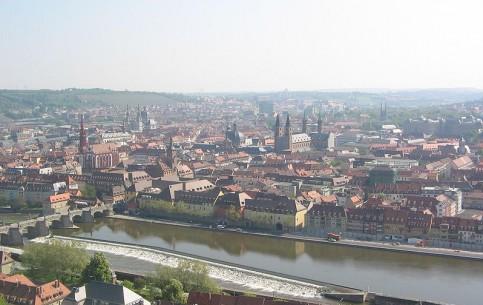 Bavaria:  Germany:      Würzburg
