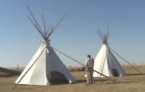 Saskatchewan:  カナダ:      Wanuskewin Heritage Park