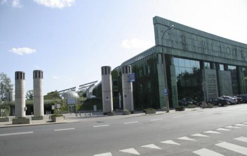 Варшава:  Польша:      Библиотека Варшавского университета