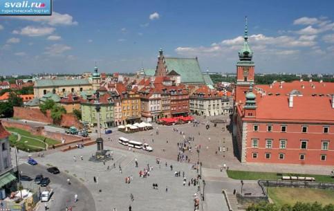 波兰:      Warszawa