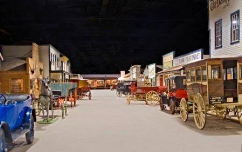 Saskatchewan:  カナダ:      Western Development Museum