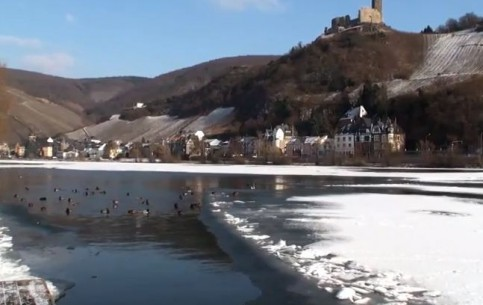 Bernkastel-Kues:      Winter in Bernkastel-Kues
