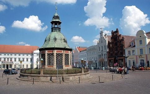Mecklenburg-Vorpommern:  ドイツ:      ヴィスマール