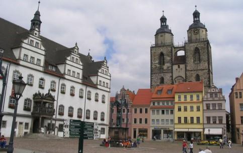 Саксония-Анхальт:  Германия:      Виттенберг