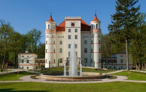 波兰:      Wojanów palace