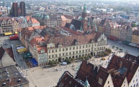 ポーランド:      Wrocław