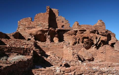 Flagstaff:  アリゾナ州:  アメリカ合衆国:      Wupatki National Monument
