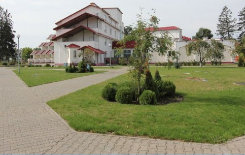 ピンスク:  ブレスト:  ベラルーシ:      Yaselda Sanatorium