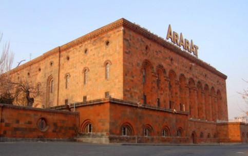 エレバン:  アルメニア:      Yerevan Brandy factory Ararat