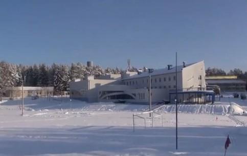Минск:  Беларусь:      Cанаторий Загорье