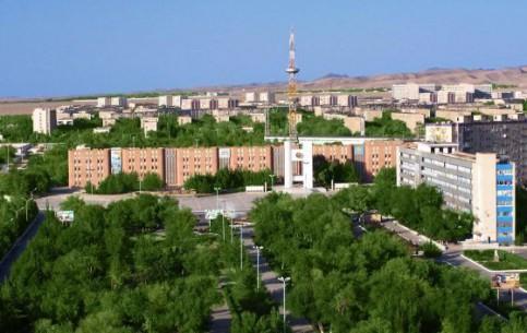 Узбекистан:      Зарафшан