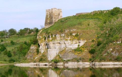 Каменец-Подольский:  Украина:      Жванецкий замок