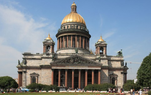 St. Petersburg:  Russia:  
