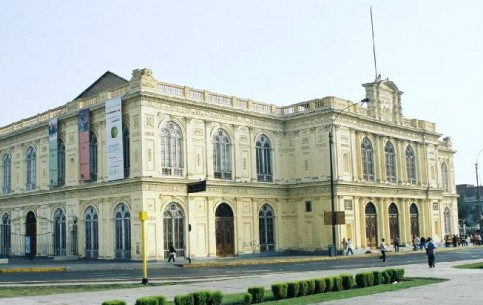 Lima:  Peru:      Museums in Lima