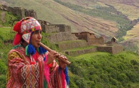 Peru is the world famous reserve of monuments of the past. Mysterious Inka heritage - ruins of magnificent palaces, pyramids, mausoleums attract thousands of tourists