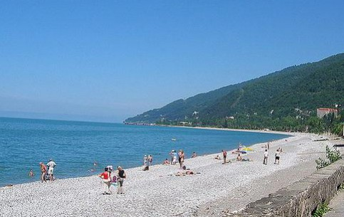 The capital of Abkhazia, Sukhumi, is one of the finest resorts with magnificent beaches, spa, the famous Botanical Garden and Apery