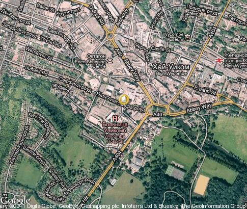 Buckinghamshire New University: popular tourist places ...