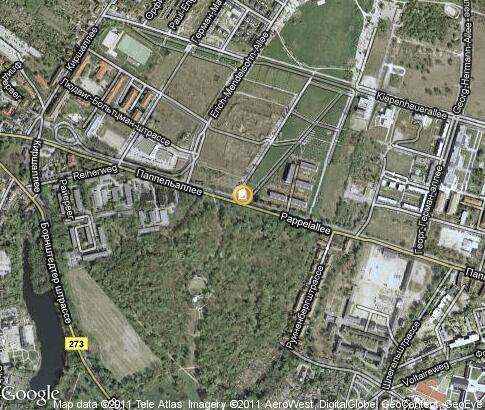 Fachhochschule potsdam popular tourist places satellite for Produktdesign potsdam