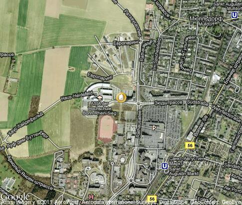 Hochschule Bonn Rhein Sieg Popular Tourist Places