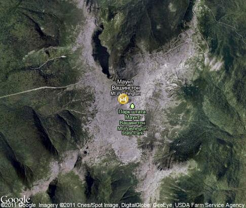 map: White Mountain, Hotels